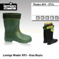 Lemigo Wader 893 İçlikli -30º Dayanıklı