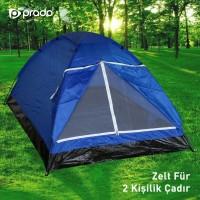 Zelt Für 2 Kişilik Kamp Çadırı Su Geçirmez
